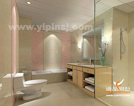 卫生间效果图,室内装修卫生间效果图,室内主卧卫生间效果图