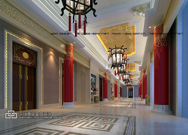 酒店公共空间设计