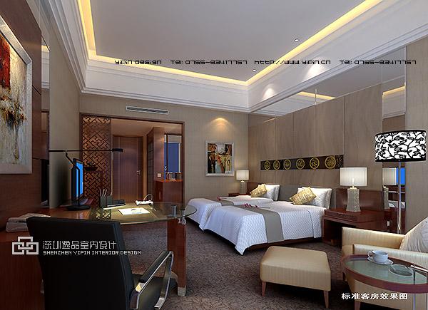 酒店设计-客房