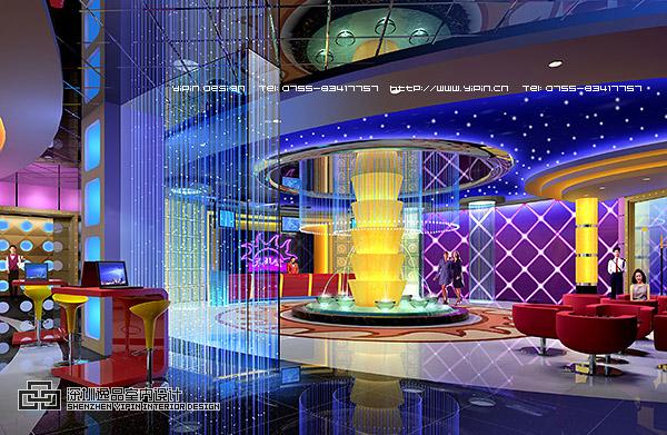 KTV大厅设计