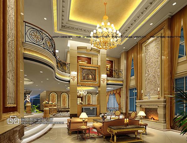 泉州私人别墅住宅设计 Yipin Cn