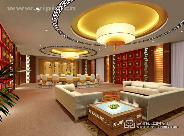 中式酒楼设计方案