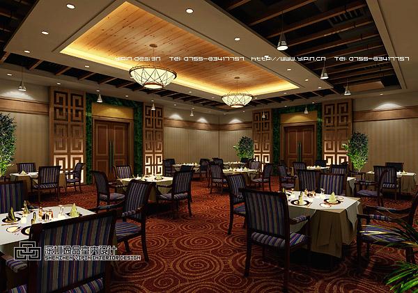 餐厅室内设计
