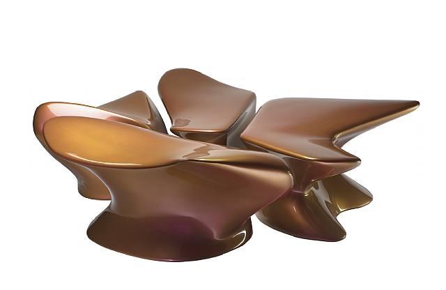 扎哈哈迪德-室内设计和家具设计艺术