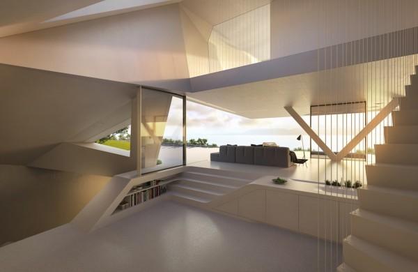 - Arredamento interno casa moderna ...