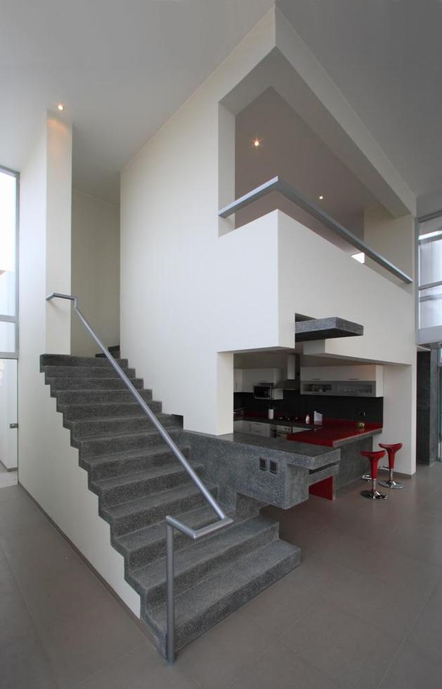 秘鲁超现代海滨别墅 别墅设计在线 Yipin Cn