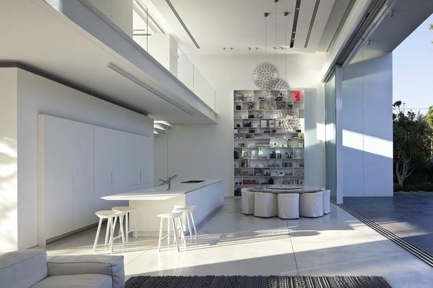 欧式建筑内部现代设计