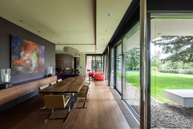 包豪斯建筑设计名作-森林山别墅设计