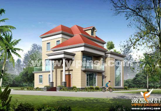 別墅設計 別墅外觀設計