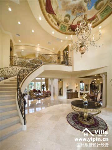 现代豪华风格设计简欧式风格设计新古典别墅